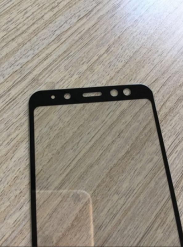 Galaxy A8 2018 lần đầu xuất hiện với màn hình vô cực, camera kép mặt trước
