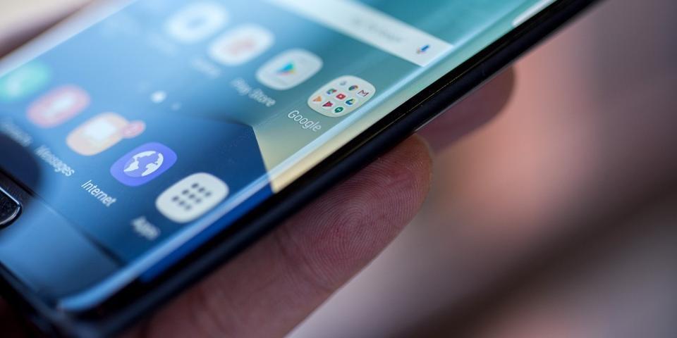 Galaxy Note 8 rò rỉ những chi tiết đầu tiên với màn hình 4K, trợ lý ảo mới