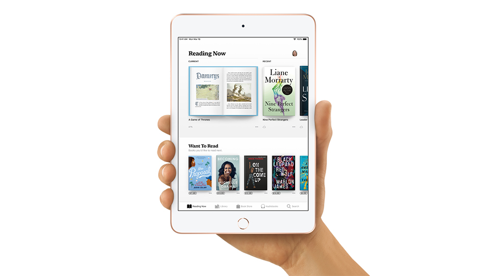 Apple iPad Mini 5 7.9 Wi-Fi 256GB