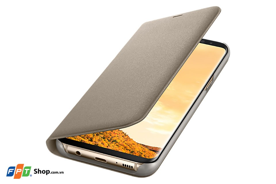bao-da-samsung-s8-plus-led-view-gold
