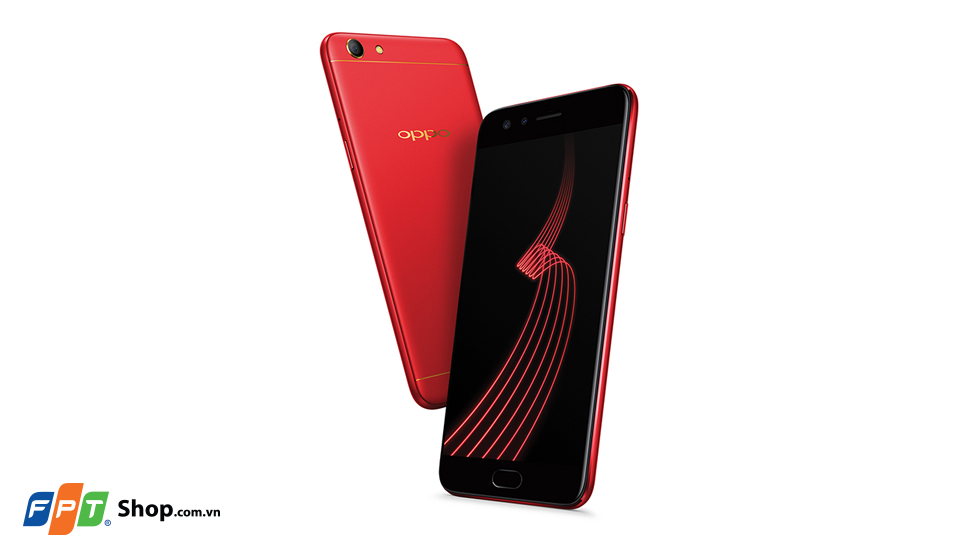 oppo-f3-red