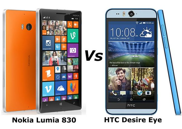 Nokia-Lumia-830-vs-HTC-Desire-Eye