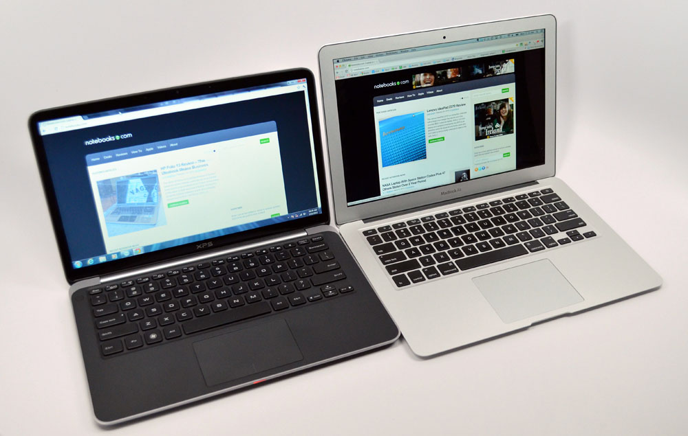 Dell-XPS-13-va-Macbook-Air