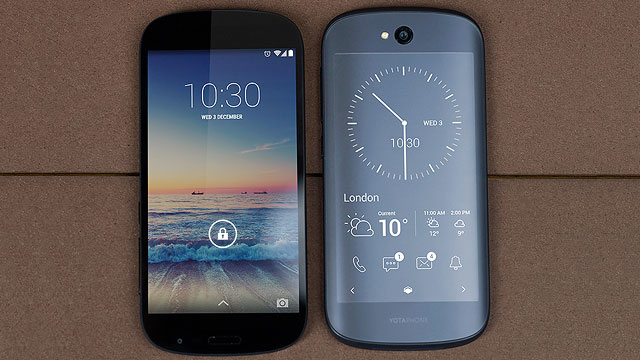 Image result for YotaPhone 2