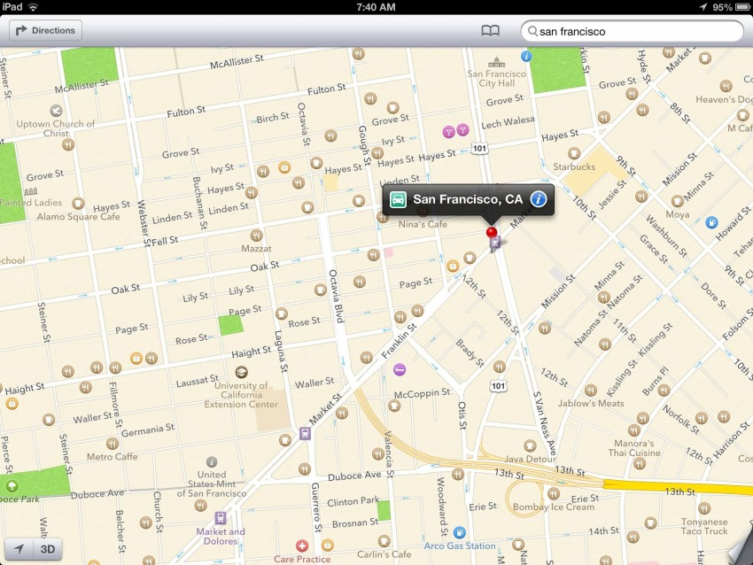 Apple-Map