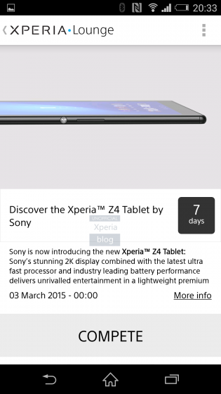 Xperia-Z4-Table