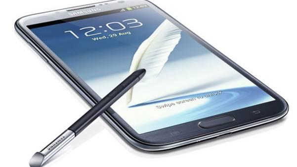 Samsung sẽ thiết kế màn hình kép trên Note 5