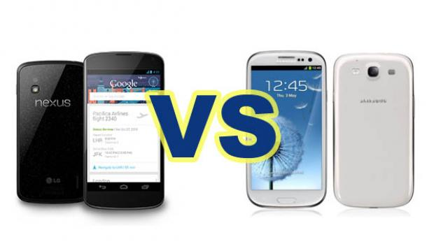 Samsung-Galaxy-S3-vs-Nexus-4