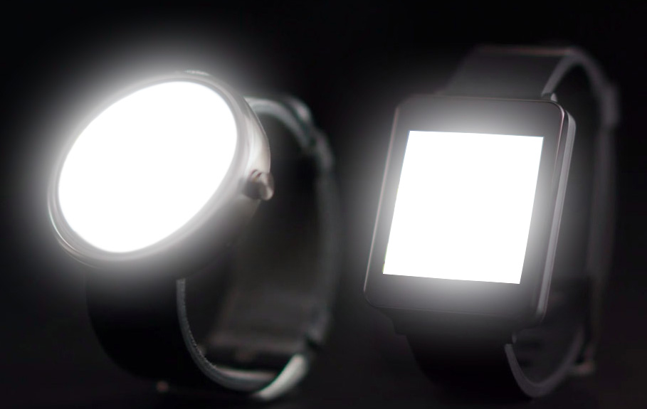 Flashlight-For-Android-Wear
