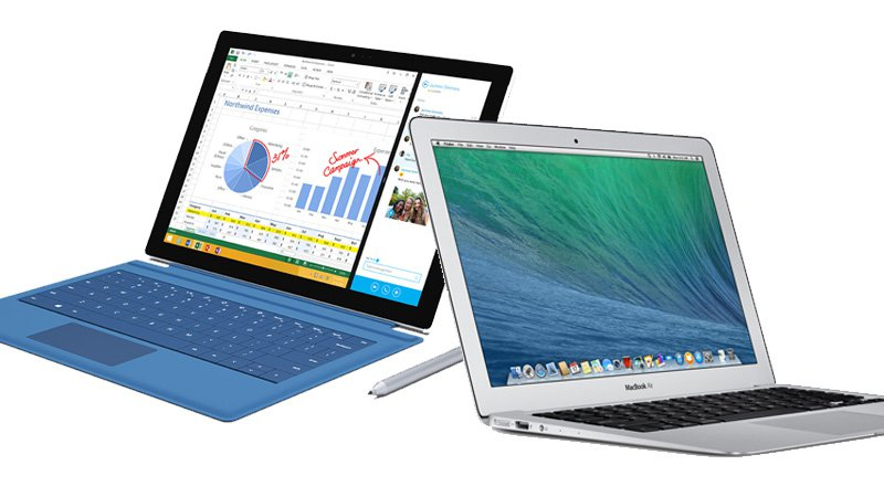 Macbook_vs_Surface_Pro_3