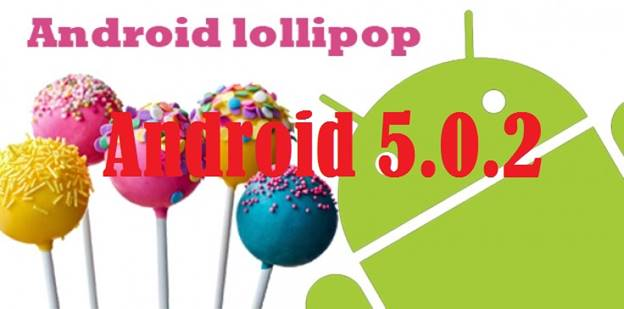 Android 5.0.2 Lollipop
