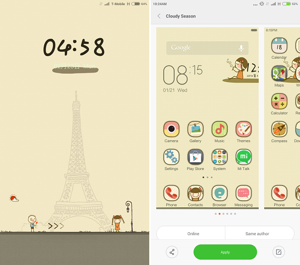 Theme-Cloud-Season-cua-Xiaomi-Mi-Note