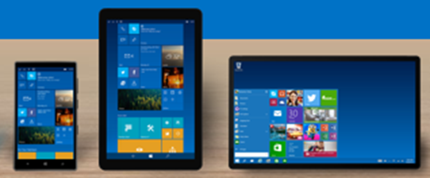 Windows 10 cho các smartphone Android
