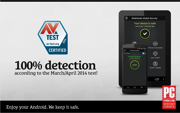 Bitdefender Mobile Security and Antivirus