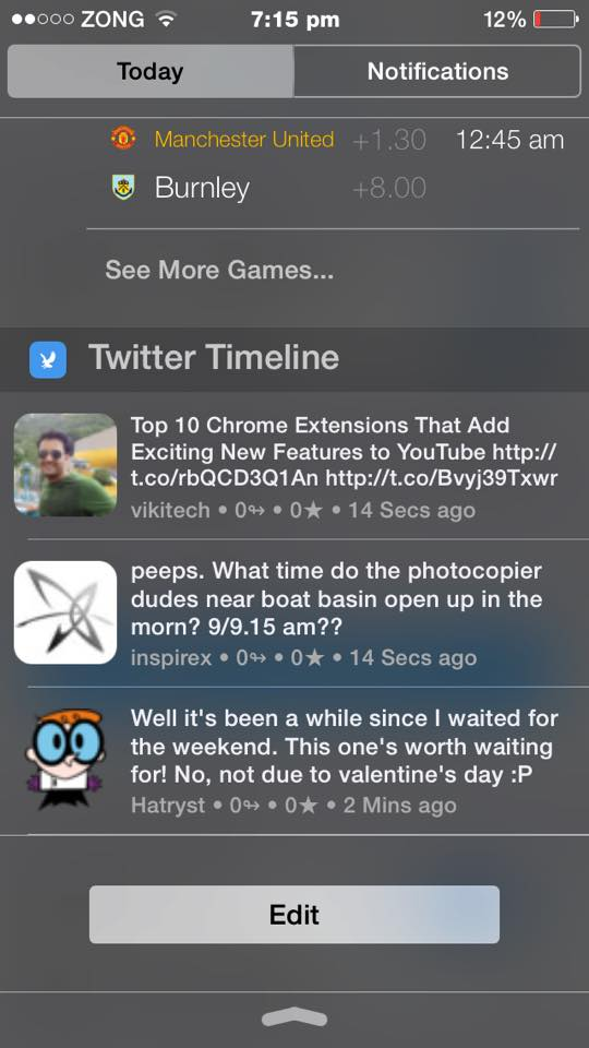 Widgets-cho-iOS-8