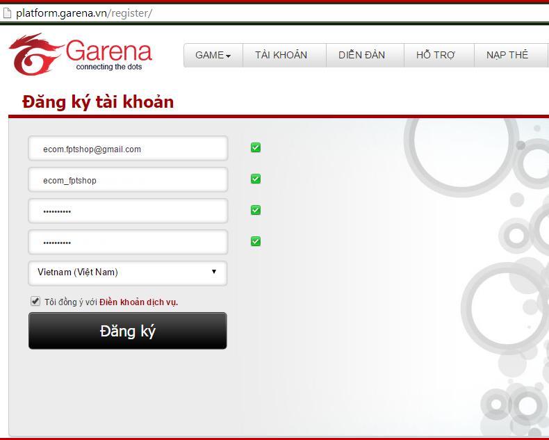 game-garena