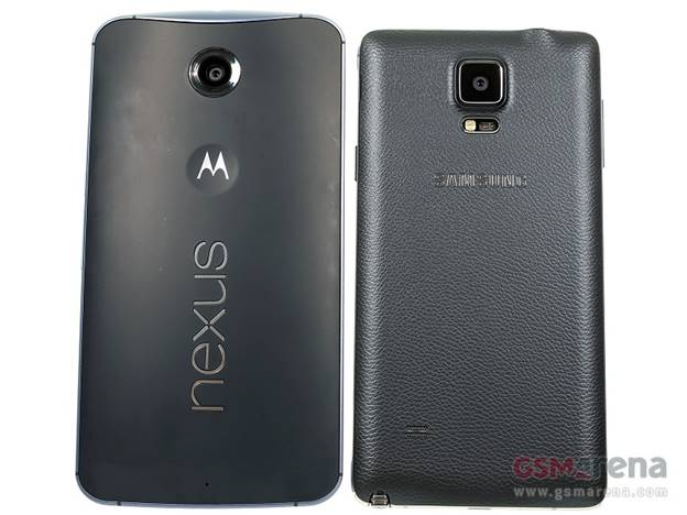 Nexus-6-vs-Galaxy-Note-4