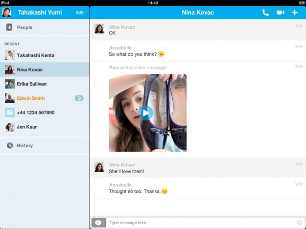 Skype-For-iPad