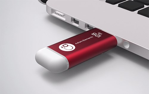 USB iKlips độc đáo
