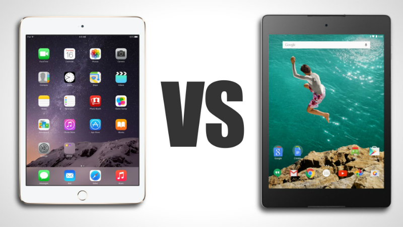 Google-Nexus-9-vs-iPad-Mini-3