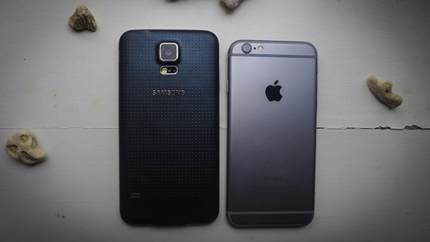 iPhone-6-va-Samsung-Galaxy-S5