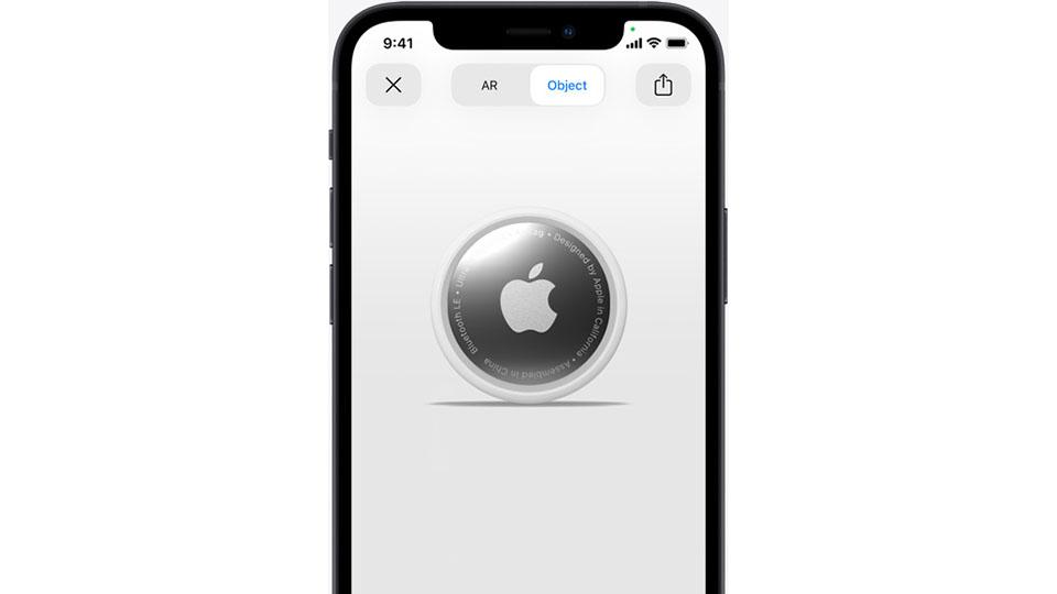 Phương thức hoạt động Apple AirTag 3