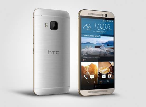 Smartphone-android-co-thiet-ke-tot-nhat-HTC-One-M9