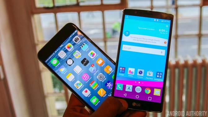So-sanh-LG-G4-va-iPhone-6-plus-thiet-ke