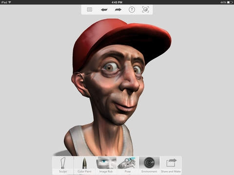 ung-dung-tren-iOS-android-va-Windows-Phone-123D-Sculpt