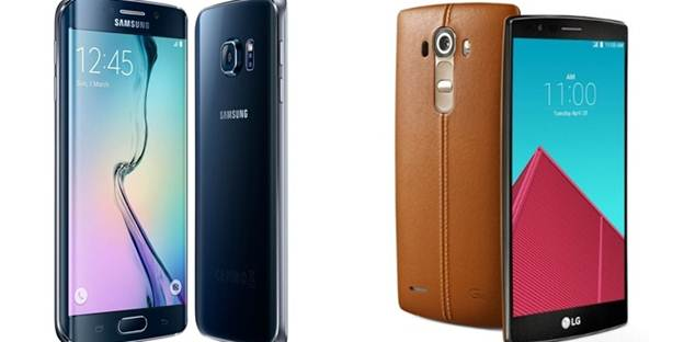 Galaxy S6 Edge vs LG G4