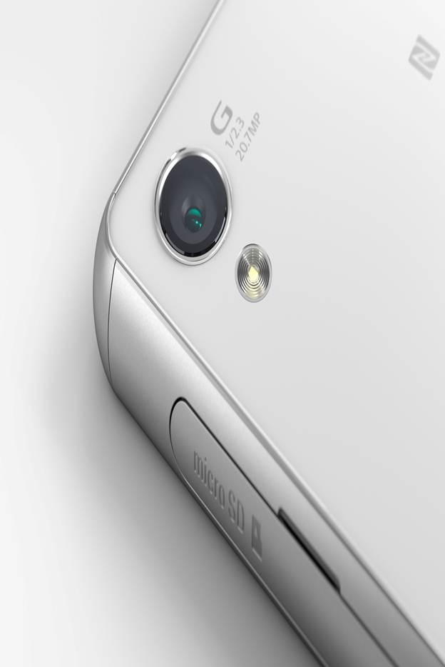 Sony Xperia Z3 cos camera độc đáo