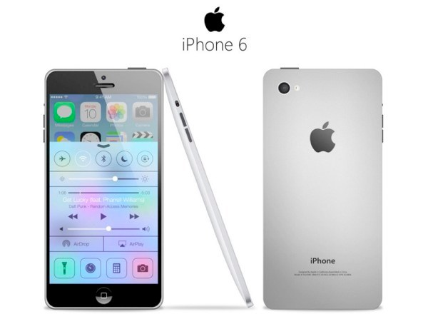 Thiết kế của iPhone 6