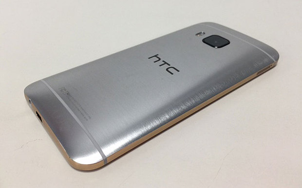 Thiết kế HTC One M9