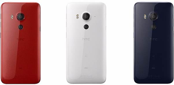 Thiết kế HTC J Butterfly