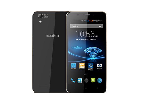 Mobiistar Prime X với thiết kế tinh tế