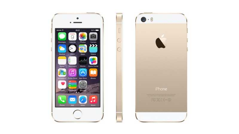 Thiet ke iPhone 5S