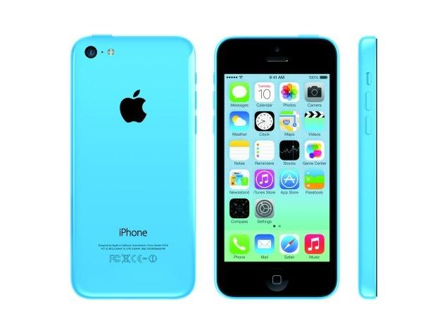 Thiet ke iPhone 5C
