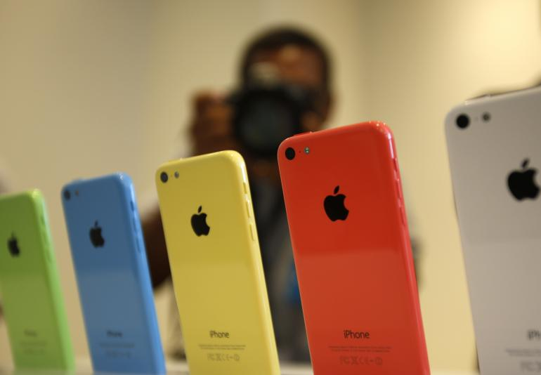 Hinh anh iPhone 6C