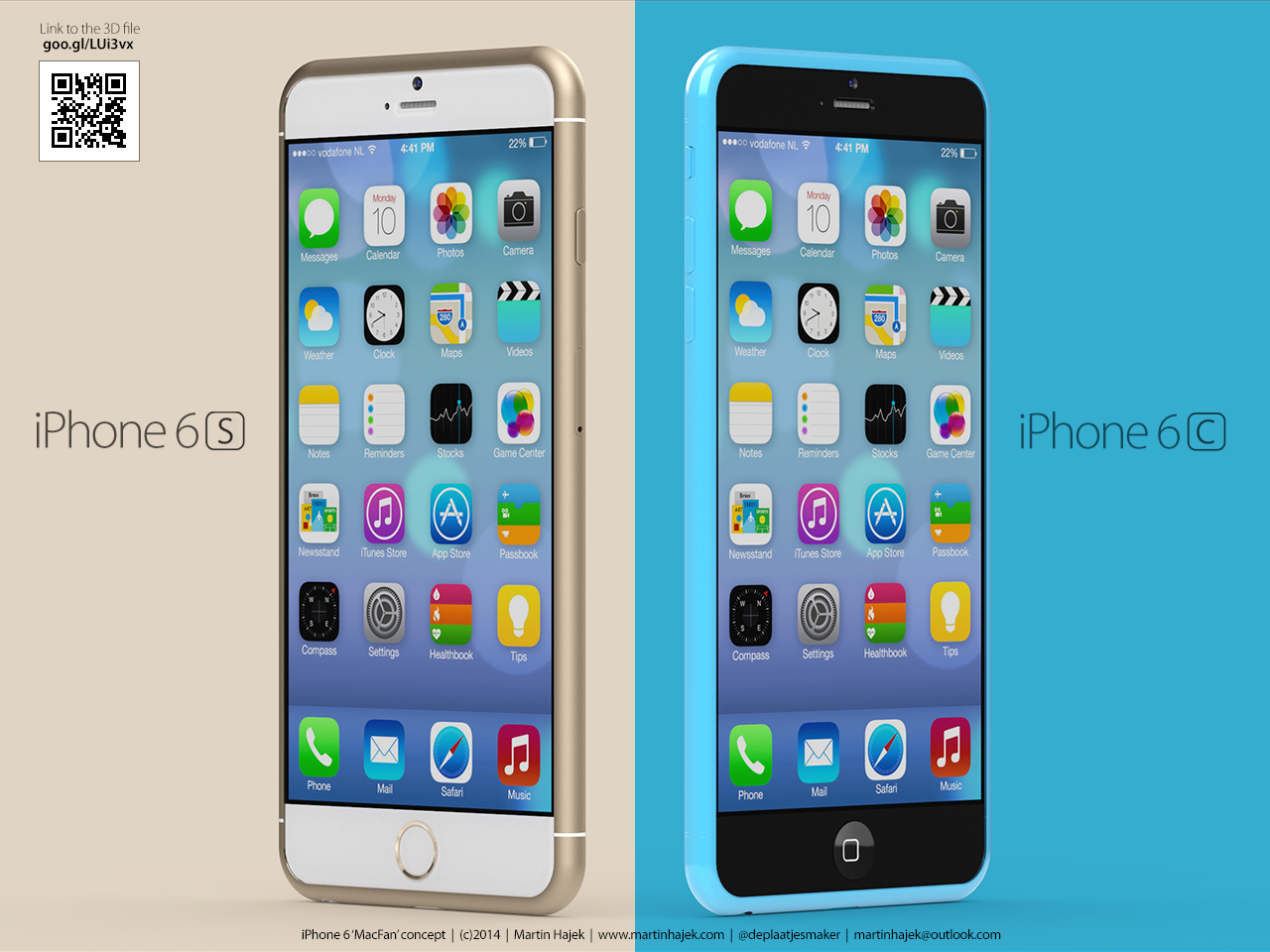 Apple iPhone 6s và iPhone 6s Plus: