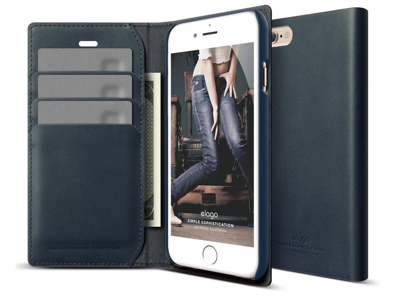 elago iPhone 6 wallet case