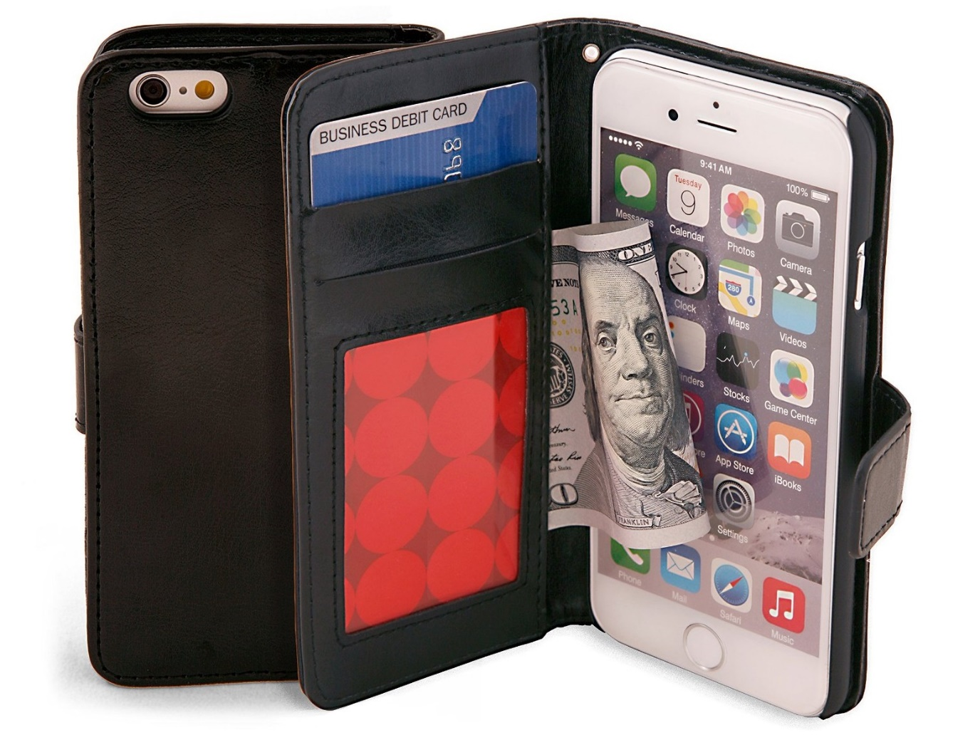 Apple iPhone 6 Premium Case Wallet