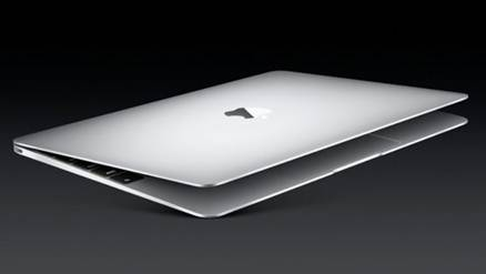 New macbook 12