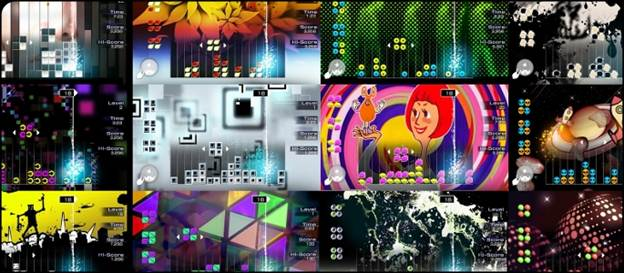 Game Lumines