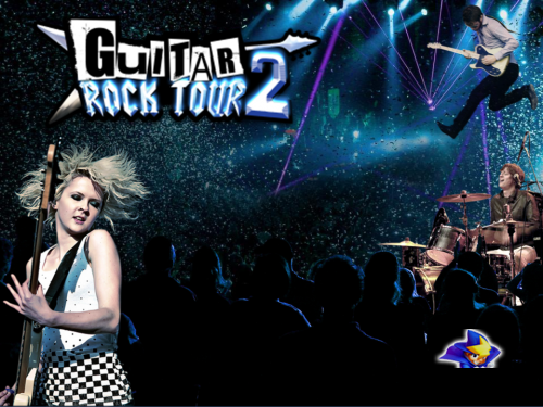 Game Guitar Rock Tour 2