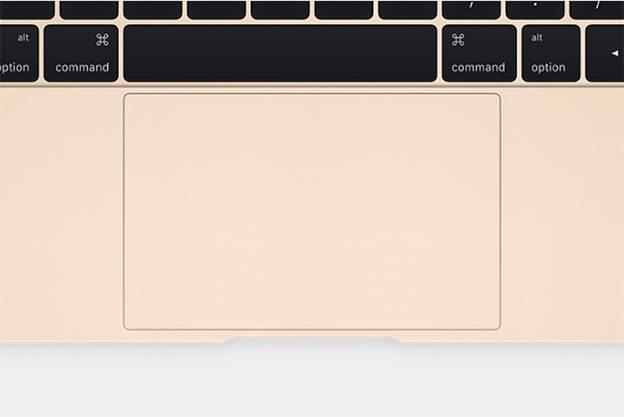 Cong nghe moi tren MacBook 12
