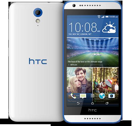 Thiết kế HTC Desire 620G