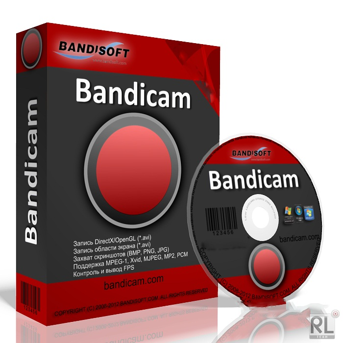 Bandicam Full Crack