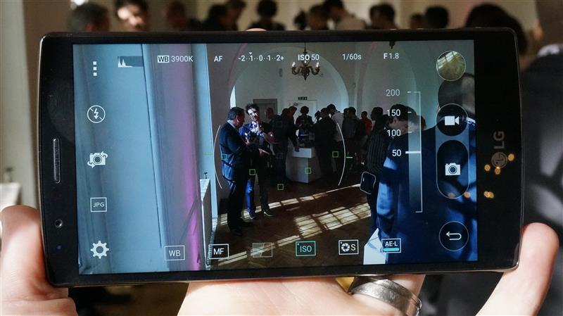 Camera trên LG G4 và Sony Xperia Z4 (Z3+) ra sao