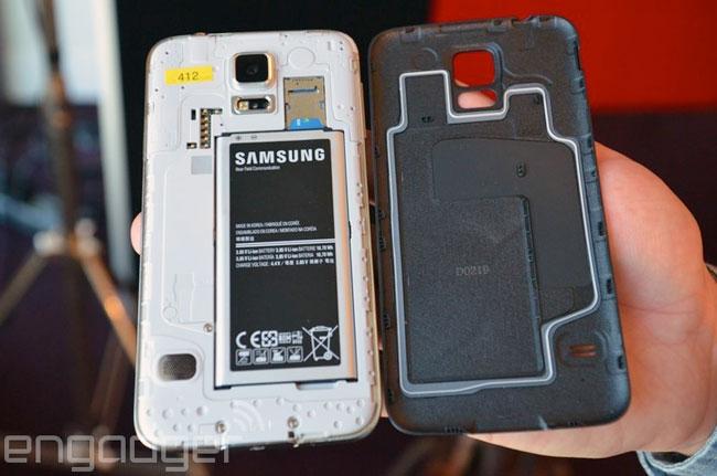 pin Samsung Galaxy S5