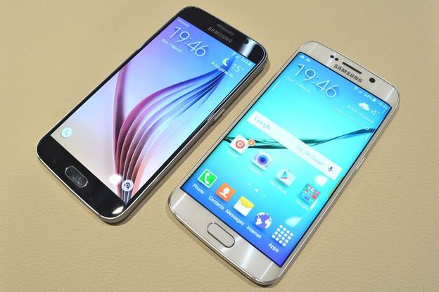 Galaxy S6 Edge vs Galaxy S6